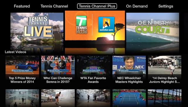Australian Open on Apple TV