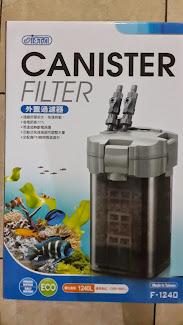 ISTA EXTERNAL FILTER F-1240