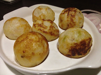 Kerai Vadai at South Indies Pune