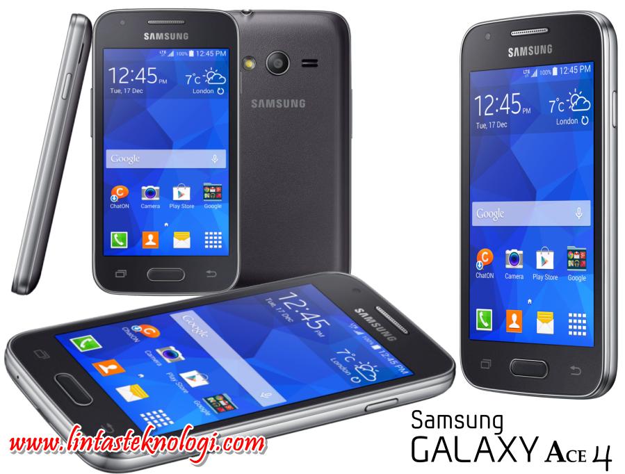 Gambar Spesifikasi Samsung Galaxy Ace 4