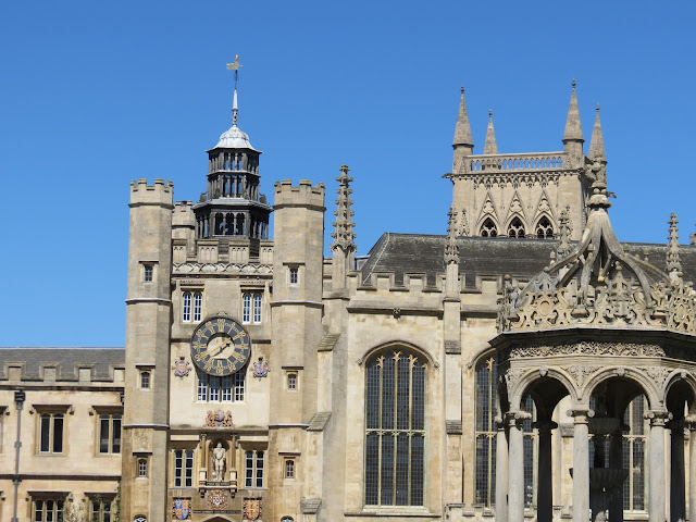 University of Cambridge college
