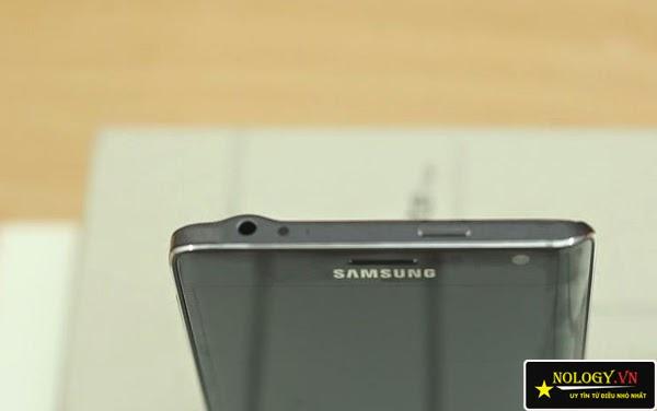 Test nhanh Samsung Galaxy Note Edge.