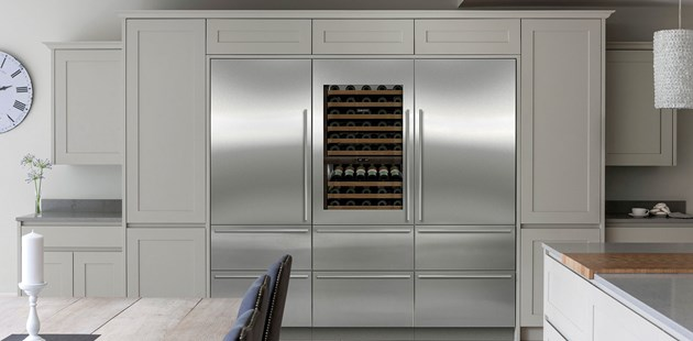 ... Do It   Cabinet Depth Refrigerators That Could Be Integrated Into Your  Cabinetry Design   And Now, They Just Keep Improving On It. Yet Again, Sub  Zero ...