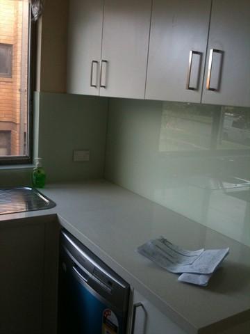 White Modular Kitchen Design Project by Kitchens in Focus Sydney Australia 004