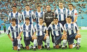 CAMPEÃO NACIONAL 1996/1997