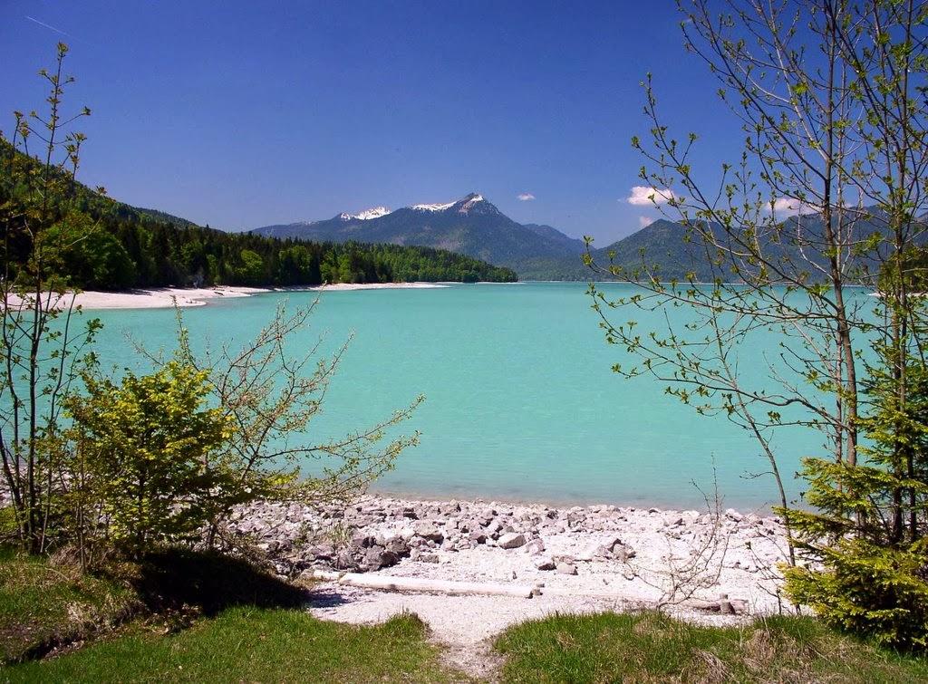 بحيرة والشينسي الساحره في المانيا