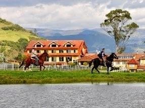 Hosterías turísticas en Cuenca – Hostería Lago de Cristal