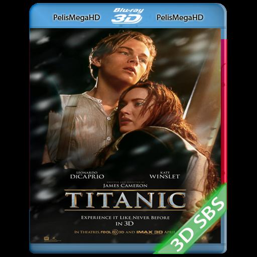 TITANIC (1997) 3D SBS 1080P HD MKV ESPAÑOL LATINO