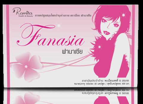 Fanasia Ramita - Điều hòa nội tiết tố nữ
