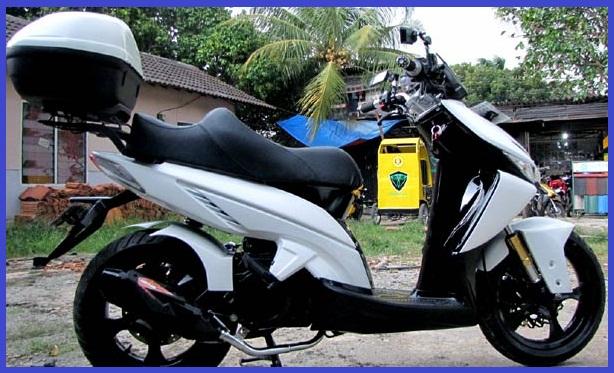 Modifikasi Honda Vario Racing Konsep Minimalis - Gambar Foto Modifikasi Motor Terbaru.jpg