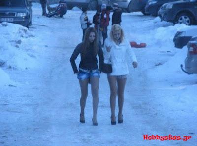 καυτα, μινι, παγωμενο, χιονοδρομικο