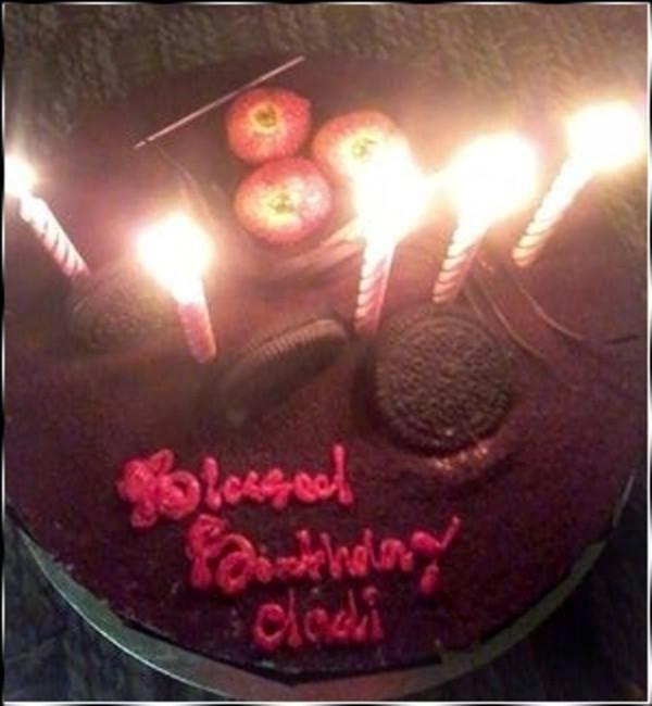 My Dad's Birthday