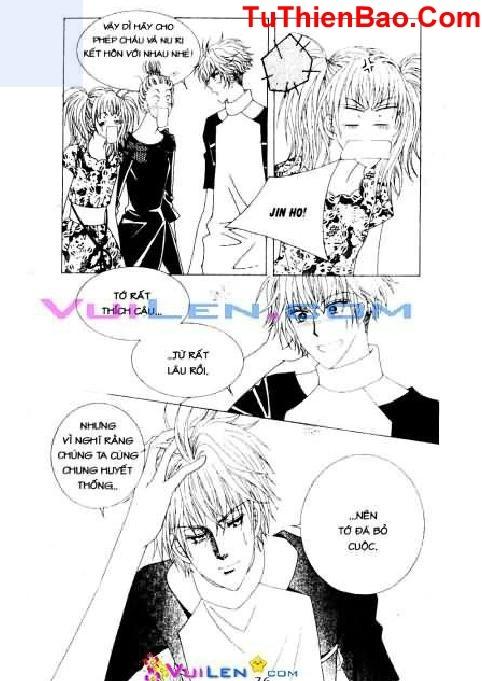 Công chúa của tôi Chapter 9 - Trang 74