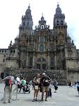 No hay Gloria sin sacrificio!! (hicimos El Camino de Santiago y rezamos por tí).