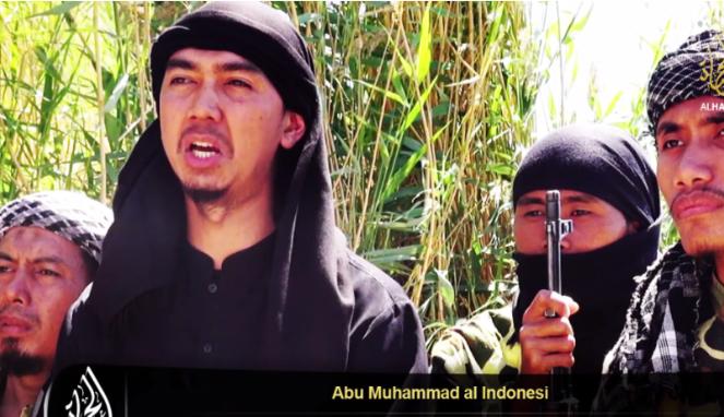 DONATUR RELAWAN ISIS DARI INDONESIA