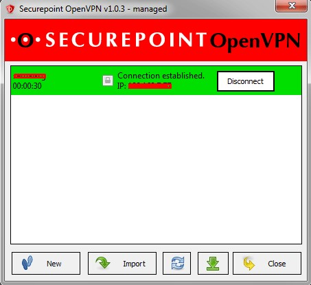 download scurepoint vpn client