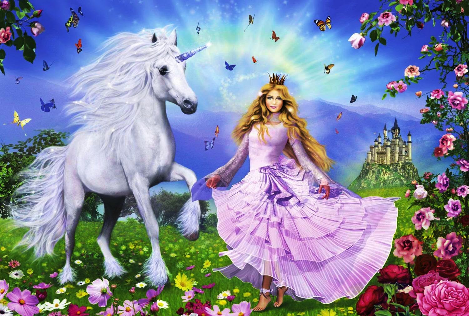 Unicorn-with-princess-castle-painting-drawings-picture-1500x1012.jpg