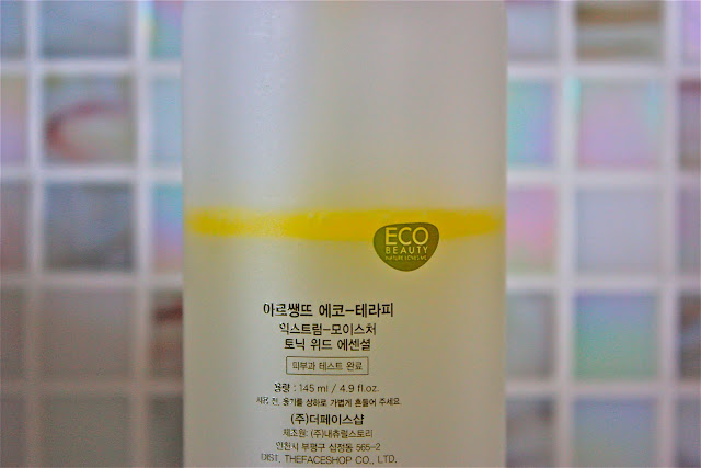 Faceshop Arsainte Eco-Therapy Tonic