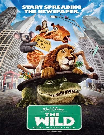 Ver Salvaje (The Wild) (2006) Online