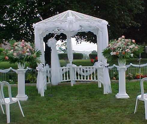 Antique Wedding Decoration Ideas