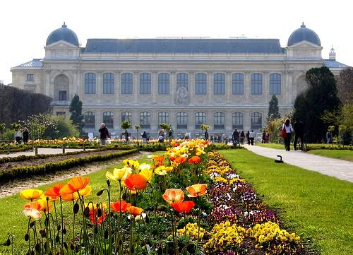 Vous aimez paris paris le jardin des plantes for Le jardin des fleurs