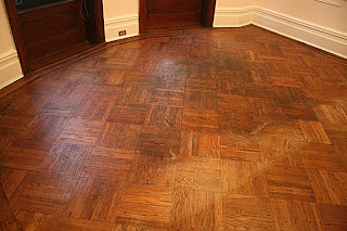 Parquet Floor Refinishing