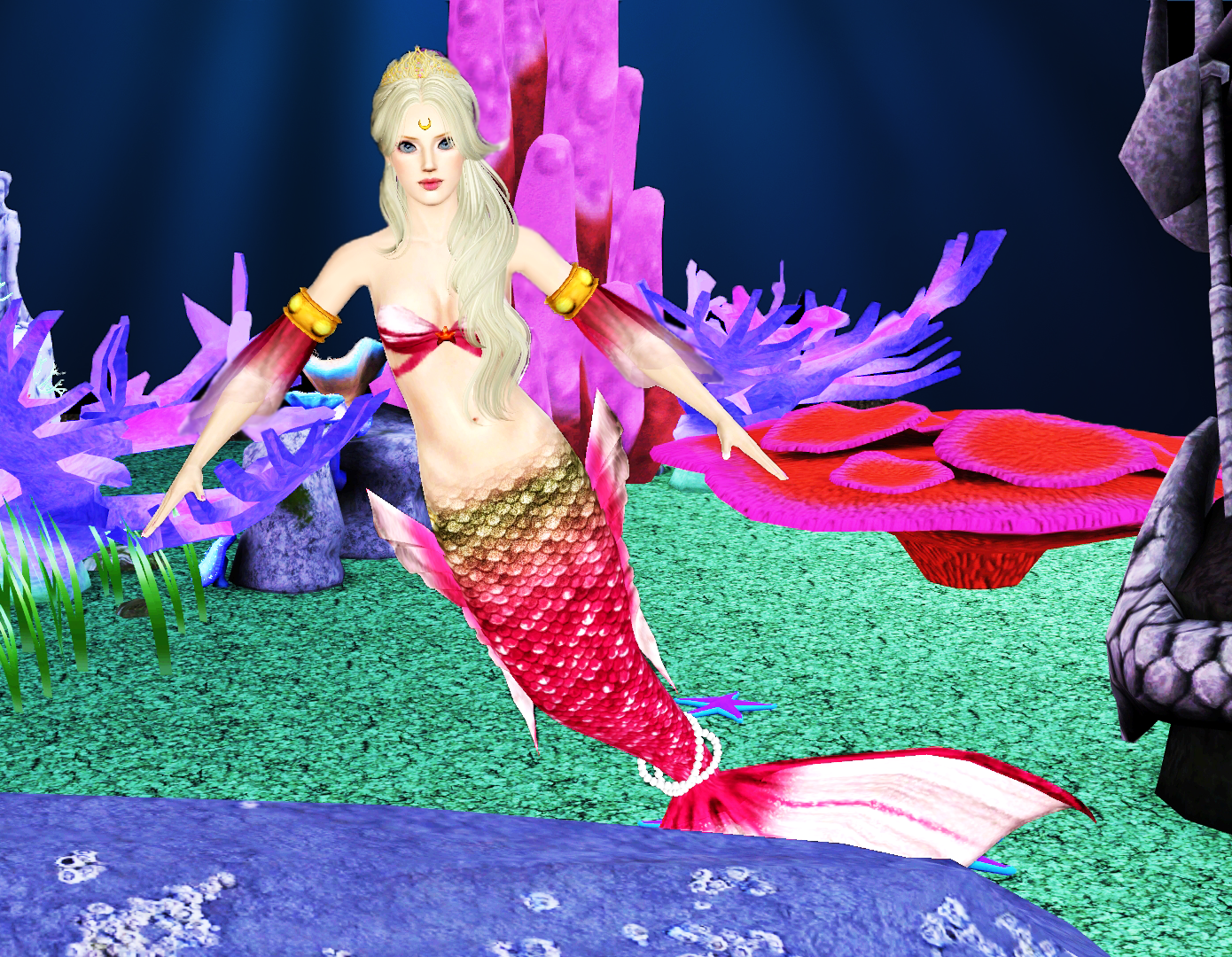 The sims 3 mermaid tail download erotic teen