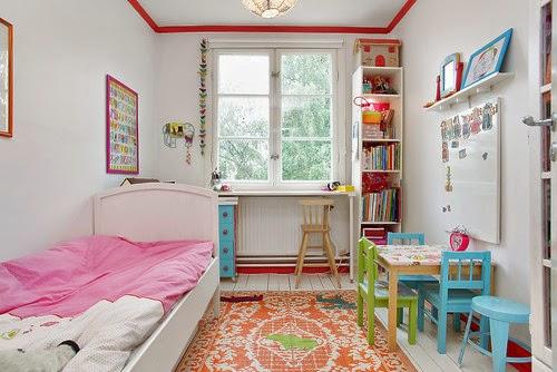 Kamar tidur unik untuk anak