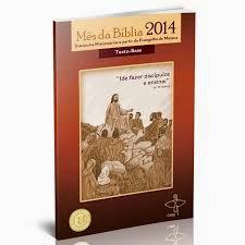 Setembro mês da Bíblia