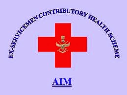 ECHS Recruitment 2015  Medical Specialists, MO, Pharmacists, Dental Officers, Female Attendant – 45 Posts