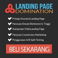 cara membuat landingpage