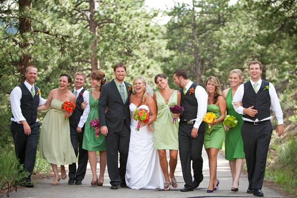 Miss Adventures Of The Missus Mismatched Bridesmaid Dresses