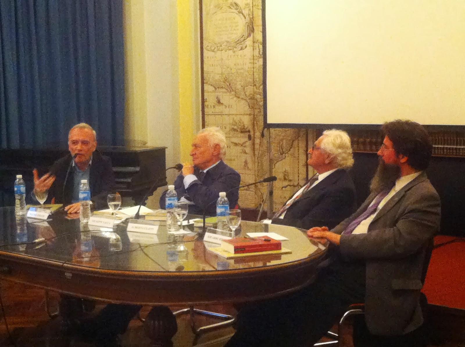 Diarios de un principito gramsci en argentina for Istituto italiano