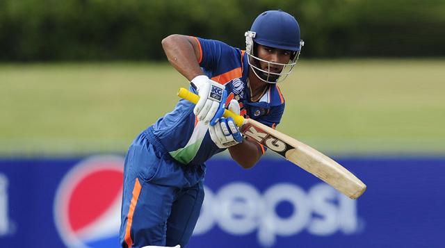 Vijay-Zol-India-Under-19-Captain