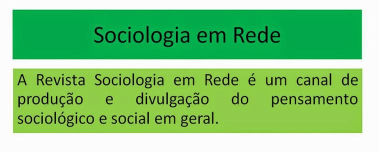 Revista Sociologia em Rede
