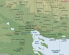 Abducciones Extraterrestres Bahia-blanca-Mapa