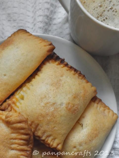 easiest pop tarts ever recipe on http://panpancrafts.blogspot.de/