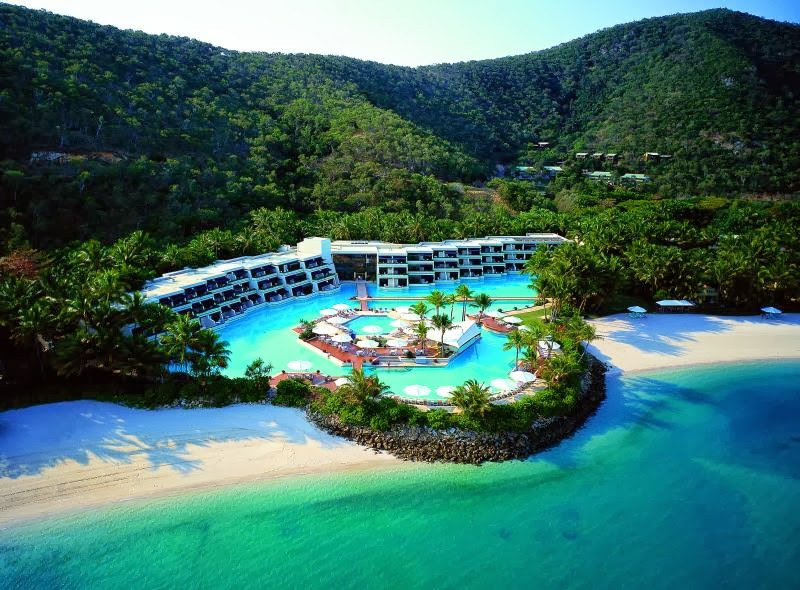 Hayman island australia tourist destinations for Top 1 beach in the world