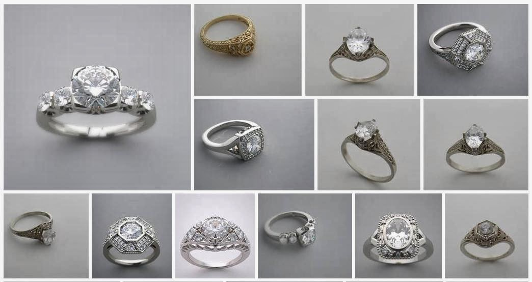Types Of Enement Ring Settings