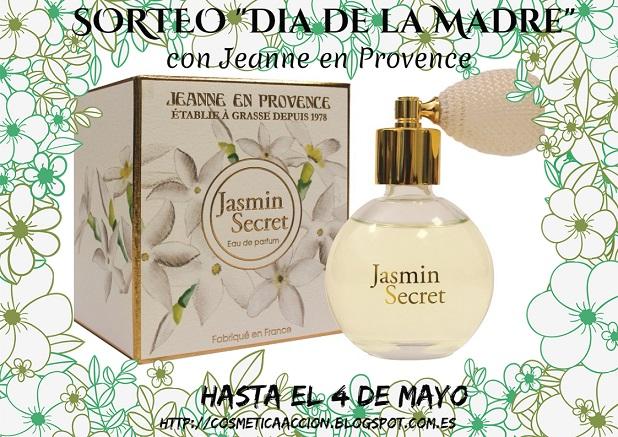 ¡SORTEO – El Día de la Madre con JEANNE EN PROVENCE!