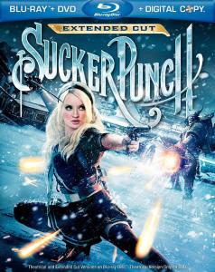 Filme Poster Sucker Punch - Mundo Surreal Versão Extendida BRRip XviD & RMVB Legendado