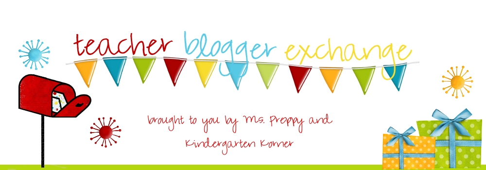 Teacher Blogger Exchange