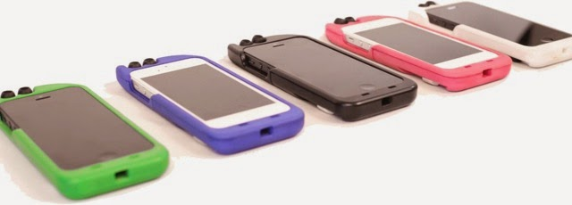 Smart and Clever Built-in iPhone Cases (15) 2