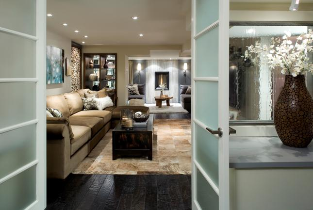 Candice Olson Basement Design
