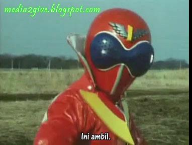 Himitsu Sentai Goranger Ep 1 (Subtitle Indonesia)
