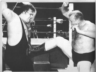 Von Erich wrestling