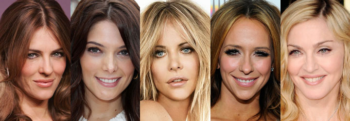 The Best (and Worst) Bangs for Diamond Faces - The ...