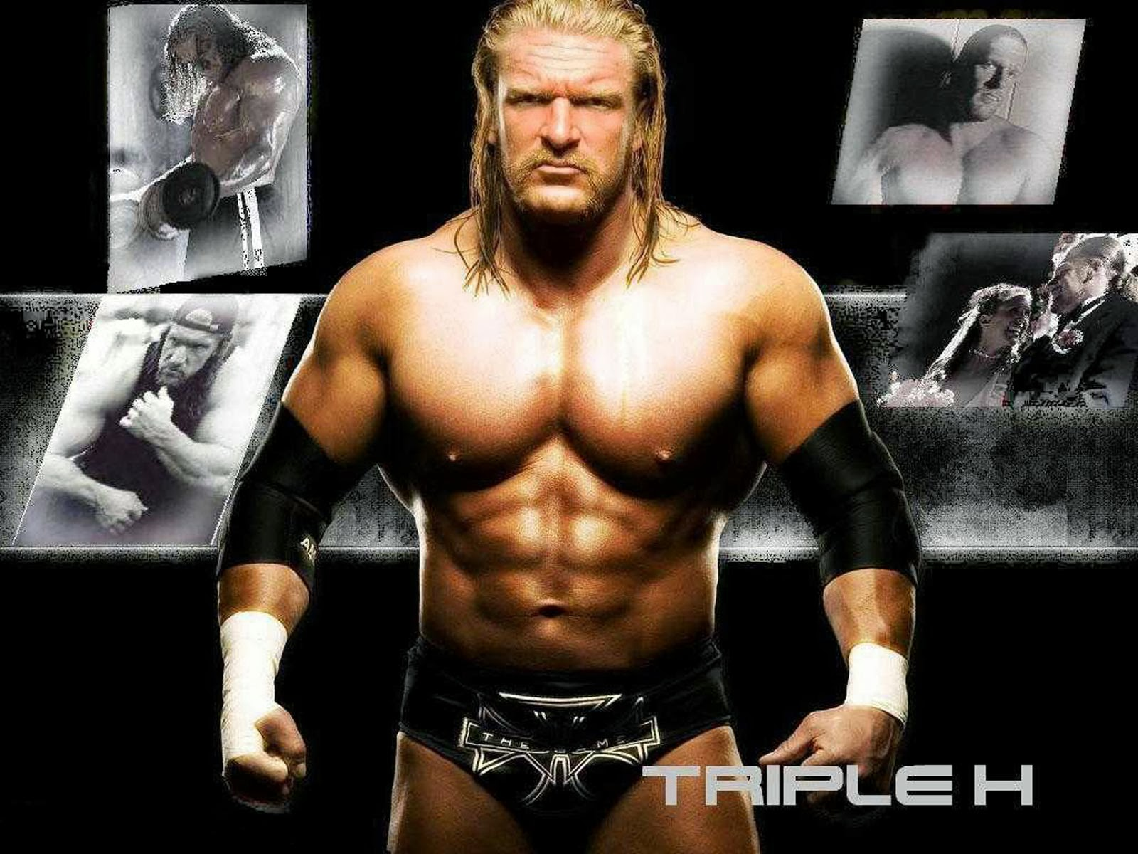 Triple H Wallpapers 67 Pics Superstar Images Foto Pictures WWE