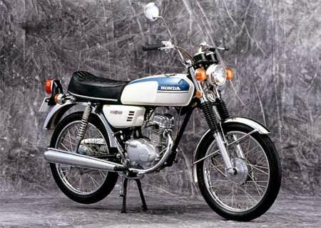 Gambar Motor CB50