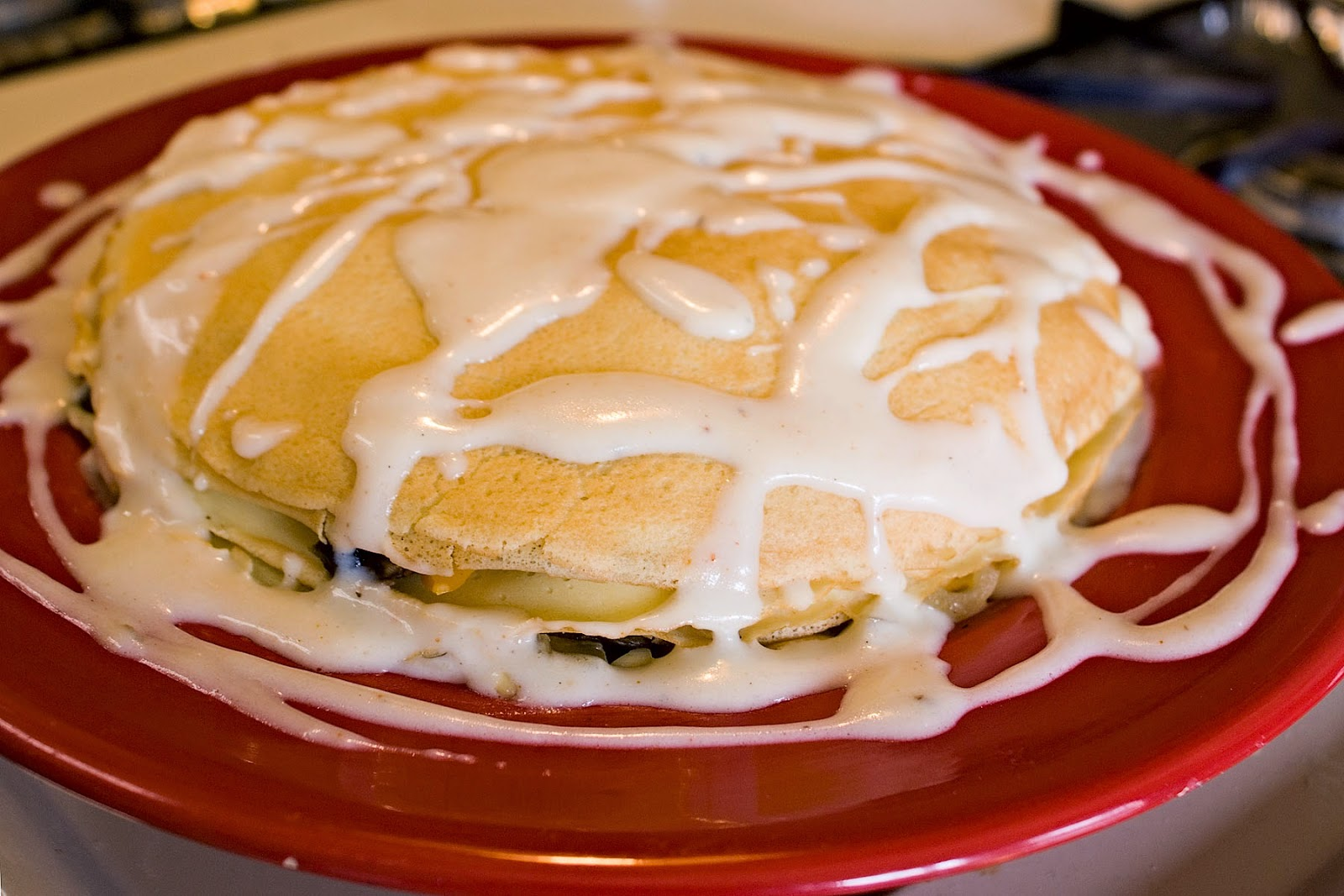 Crepes, Denver Omelette-Style